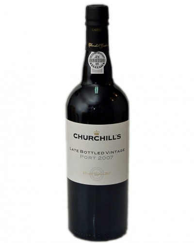 Churchill's LBV 07